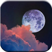 Beautiful Moon Photo Collection icon