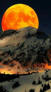 Beautiful Moon Photo Collection poster