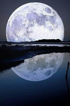 Beautiful Moon Photo Collection apk screenshot