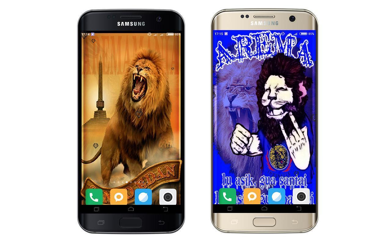 Aremania Live Wallpaper Singo Edan For Android APK Download
