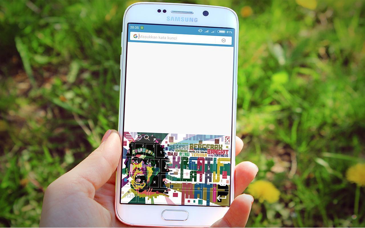 Persebaya Keyboard Bonek For Android APK Download