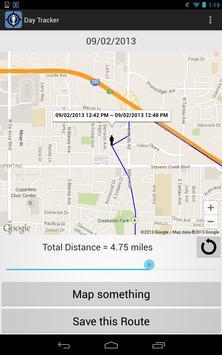 Day Tracker (Commute Time) apk screenshot