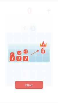 Go 7 -combining 2048 game apk screenshot