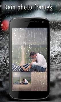 Rain Photo Frames screenshot 4