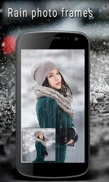 Rain Photo Frames screenshot 6