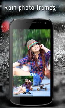 Rain Photo Frames screenshot 7