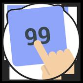 No>99 icon