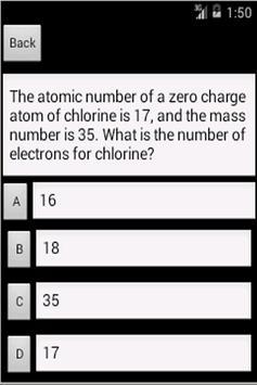Grade 12 Chemistry Review poster
