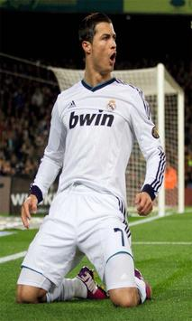 Cristiano Ronaldo Puzzle screenshot 2