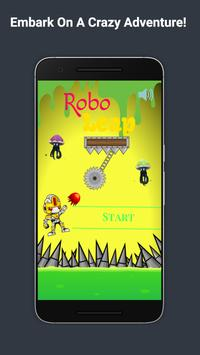 Robo Leap -  Space Adventure poster