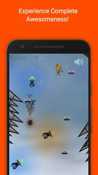 Robo Leap -  Space Adventure screenshot 3