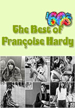 The Best of Francoise Hardy poster