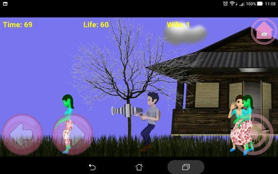 Jeni Zombie apk screenshot