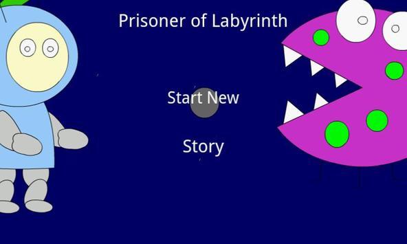 Prisoner of Labyrinth poster