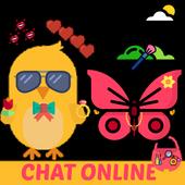mikuu - Chat Online icon