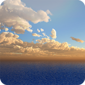 Panoramic Skies Live Wallpaper icon