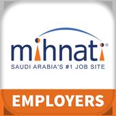 MIHNATI for Employers icon