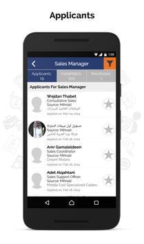 MIHNATI for Employers apk screenshot