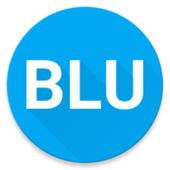 BLU Facebook Auto-post/comment icon