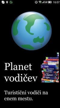 Planet vodičev poster