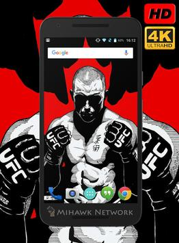 Georges St Pierre UFC Wallpaper poster ...