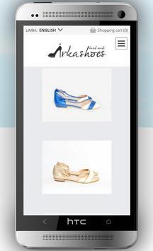 Pantofi Irka Shoes apk screenshot