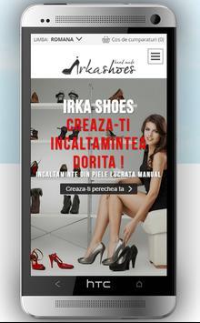 Pantofi Irka Shoes poster