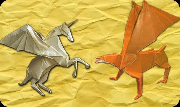 Origami paper craft (video)  1 screenshot 1