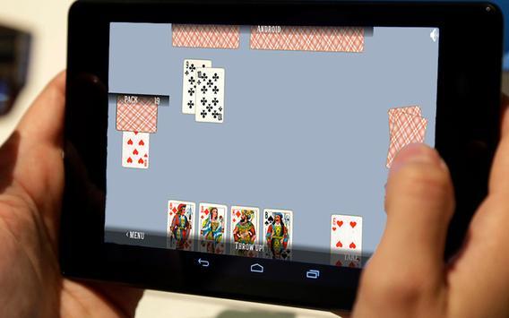 Durak (fool) - card game apk screenshot