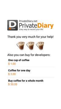 Coffee for PD screenshot 1
