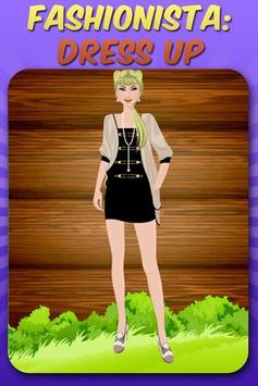 Fashionista : Dress Up poster
