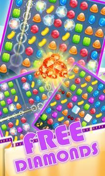 Candy Paradise Sweet Candy screenshot 1