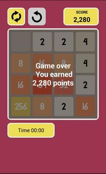 2048 Plus Free apk screenshot