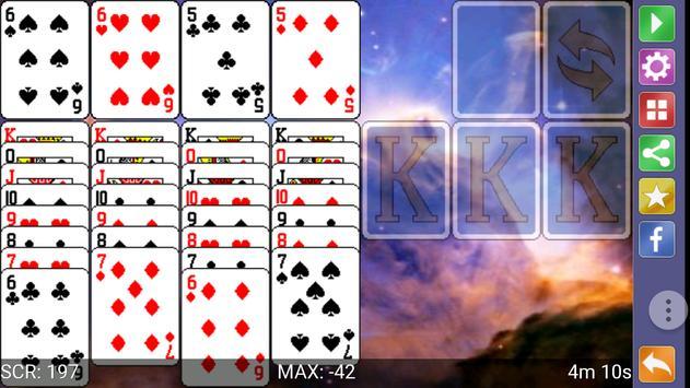 Klondike Solitaire apk screenshot