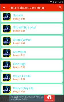 1000+ Nightcore Songs apk screenshot