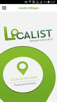 Localist Milagro poster