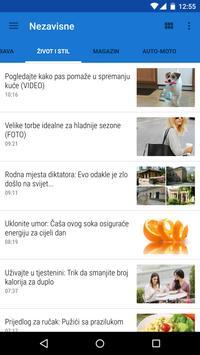 Novine BiH apk screenshot