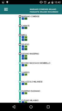 Metro e Passante Milano poster