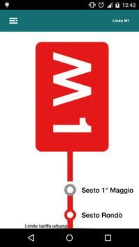 Metro e Passante Milano apk screenshot