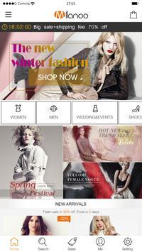 Milanoo-Fashion Shopping poster