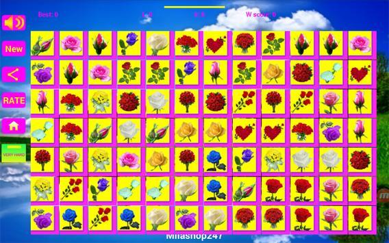 Onet Connect Rose apk screenshot