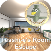 Tesshi-e's Room Escape icon