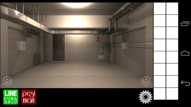 The Basement Escape apk screenshot