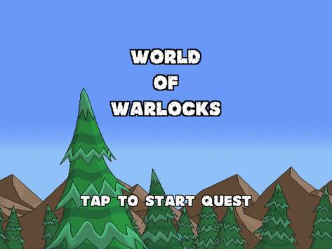 World Of Warlocks poster