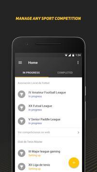 Bracket Maker & Tournament App screenshot 1