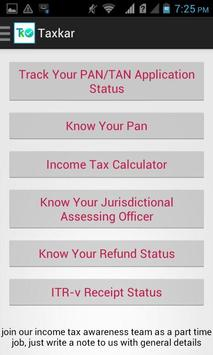 Taxkar - easy your income tax poster