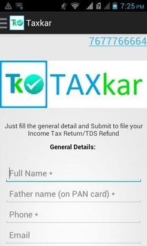 Taxkar - easy your income tax apk screenshot