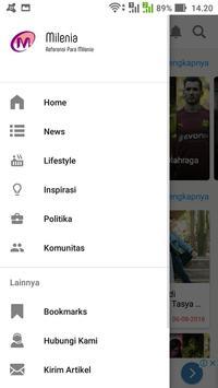 Milenia screenshot 2
