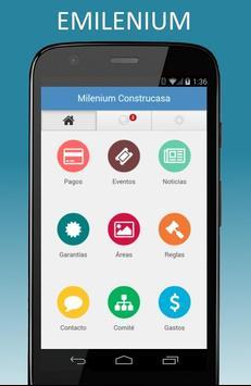 eMilenium screenshot 4