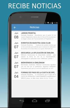 eMilenium screenshot 8